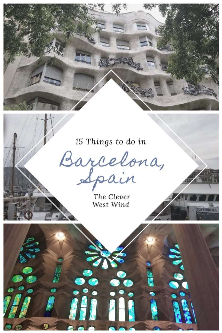 15 Things to do in Barcelona, Spain