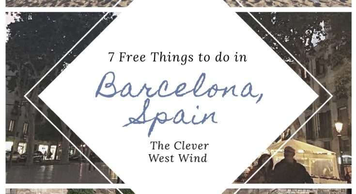 7 Free Things to do in Barcelona